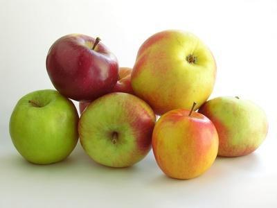 Калорийность сладких яблок
