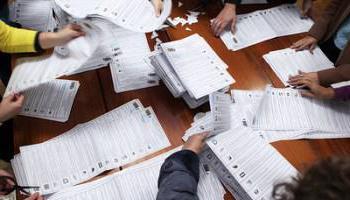 образование избирательный округов избирательных участков