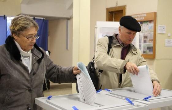 формирование избирательных округов избирательных участков