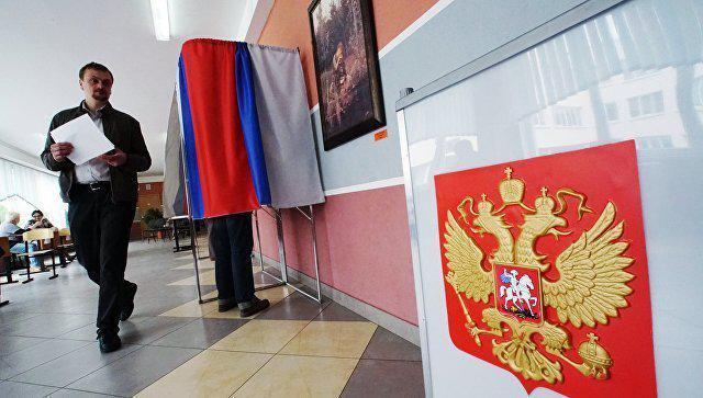 избирательные округа и избирательные участки москвы и московской области