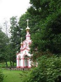 Село Талеж. Святой источник