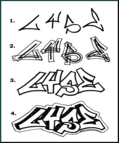 рисунки карандашом надписи: