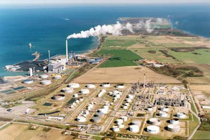 мероприятия по экологической безопасности предприятия
