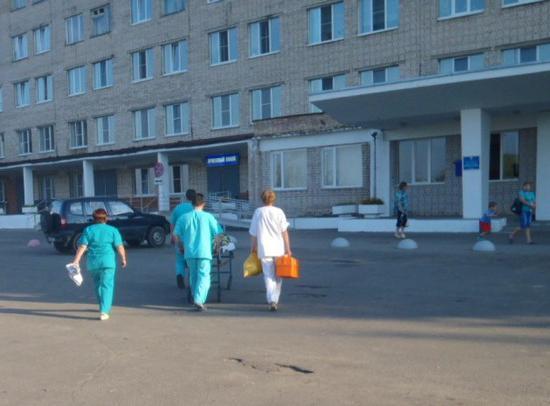 Детская поликлиника 1 таганрог чучева 26