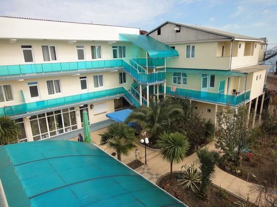 адлер гостиница дельфин фото позитив том числе