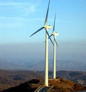 установка ветряных генераторов