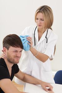 помощь при травме головы