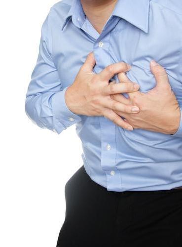 невралгия в области сердца симптомы