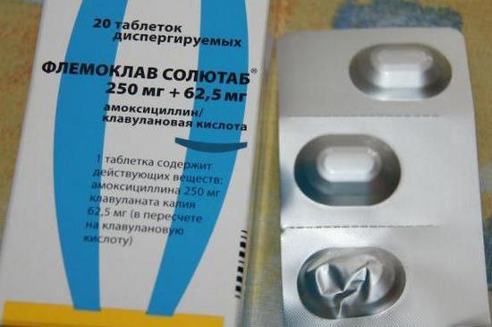 пиелонефрит лечение препараты