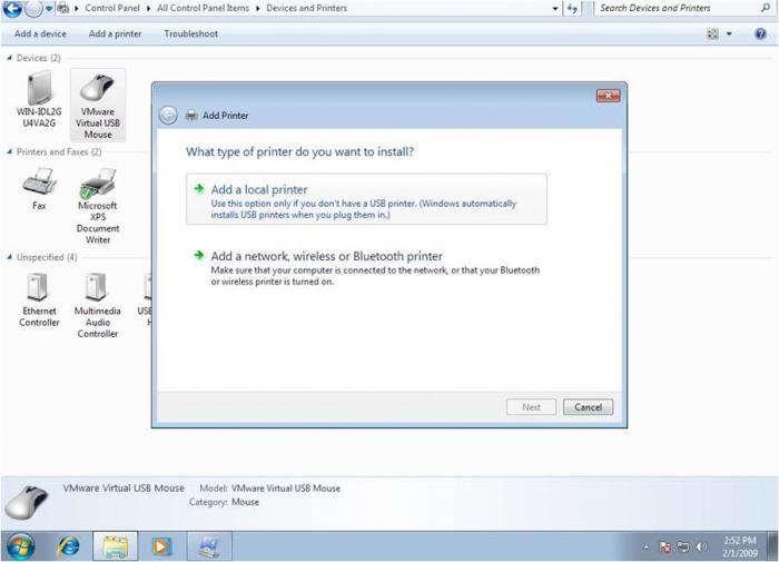 Windows не удается подключиться к принтеру. Что делать?