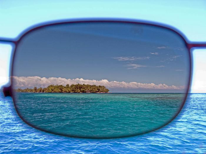 очки с поляризацией что это