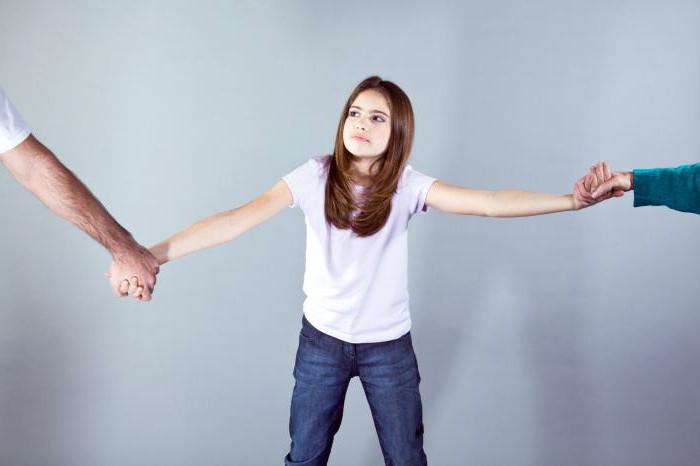 процедура развода при наличии детей