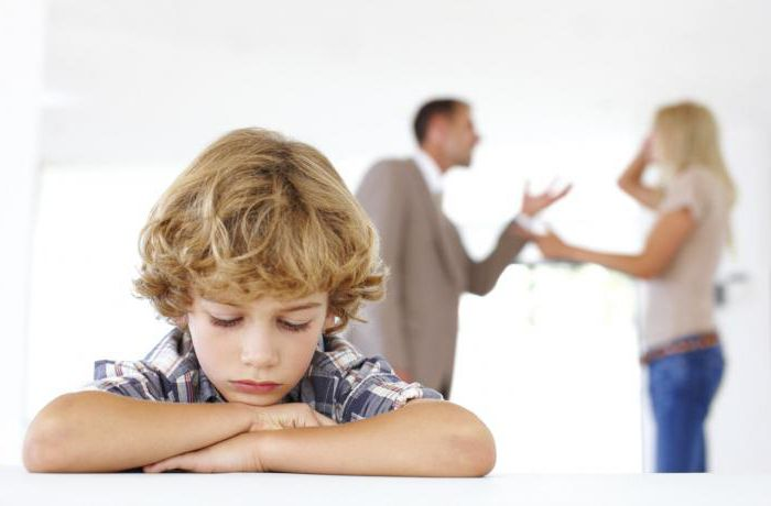 Как оформить развод если есть несовершеннолетние дети