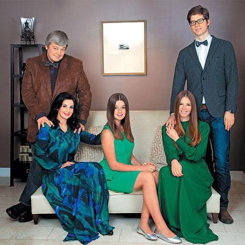 александра стриженова биография семья