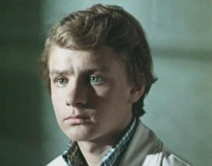 Каникулы Кроша (1980) - актеры и роли фильма - Kanikuly Krosha