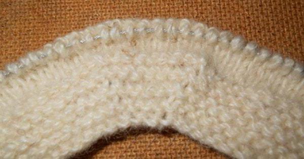 пинетки кеды вязаные спицами с пошаговым описанием