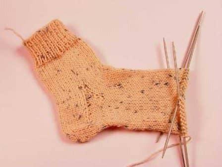 носки описание вязания