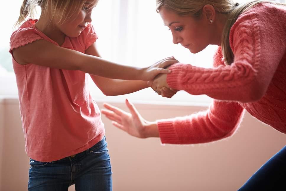 can parents beat their children
