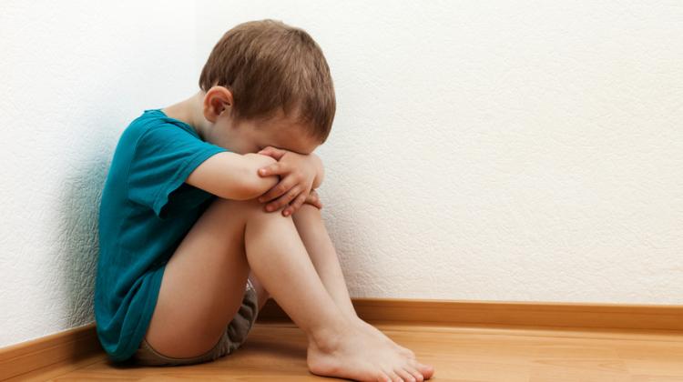 Child punished