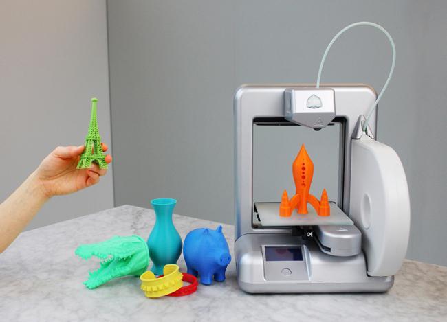 Что печатают на 3D-принтере?