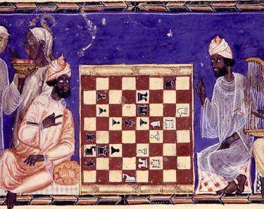 родина шахмат
