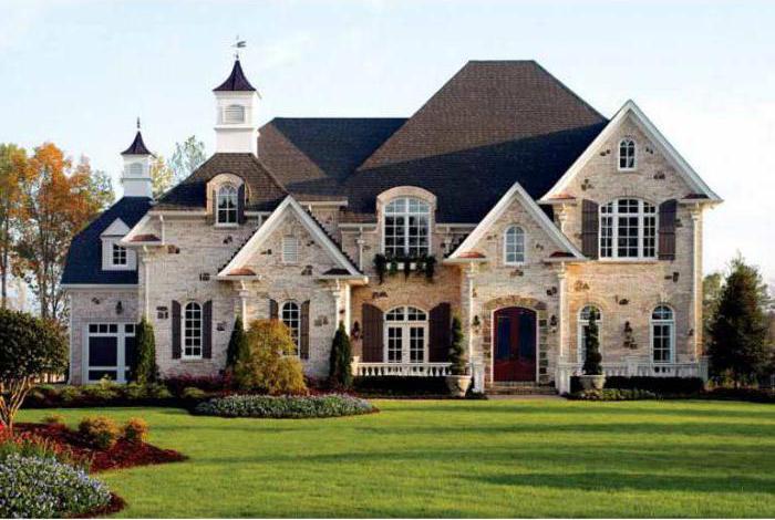 планировка домов в американском стиле