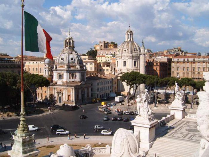 Площадь Венеции в Риме: достопримечательности столицы Италии