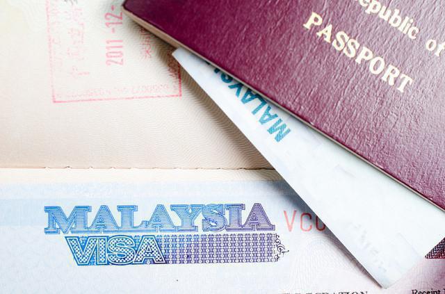 Виза в Малайзию: особенности оформления