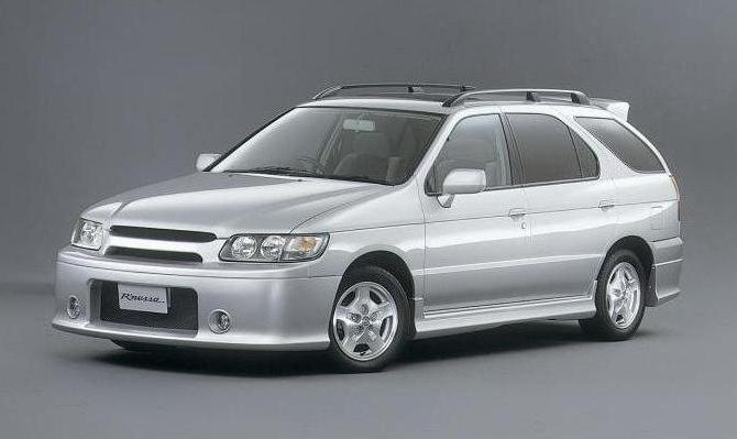 Nissan R Nessa характеристики