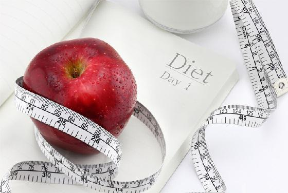 как похудеть график питания на каждый день