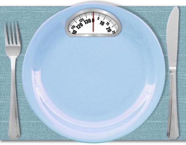 похудеть на 7 кг за месяц меню