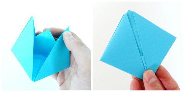 Оригами кораблик пошаговая инструкция 97