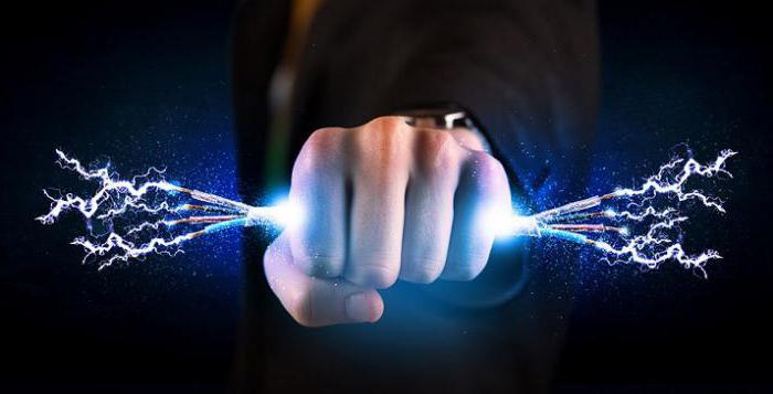 электрический ток условия существования электрического тока