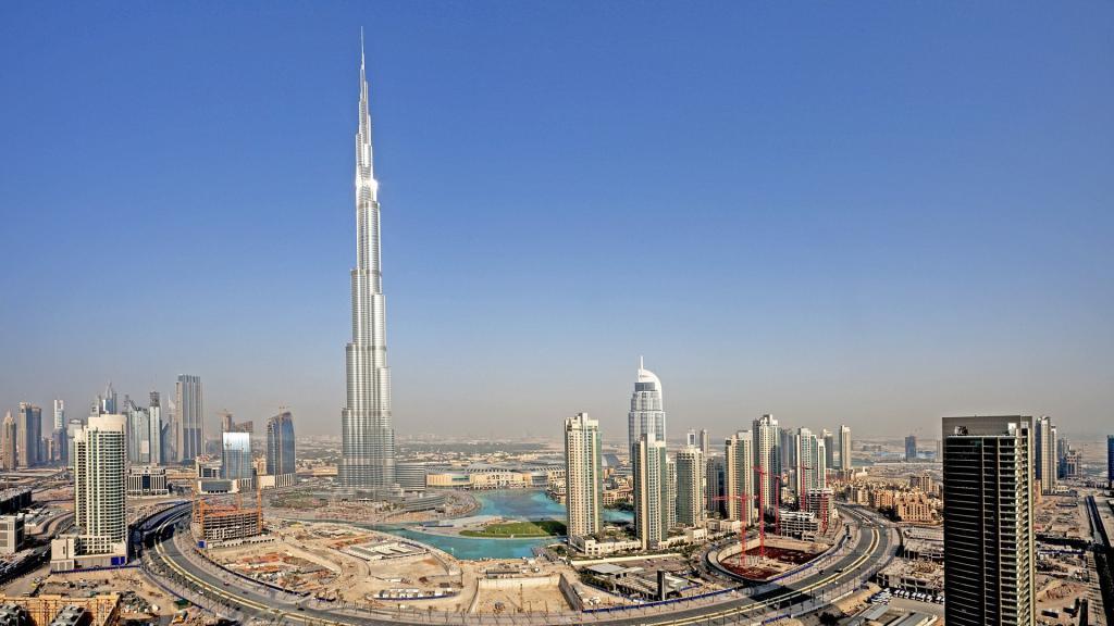 Дубай это город недвижимость за рубежом на берегу моря