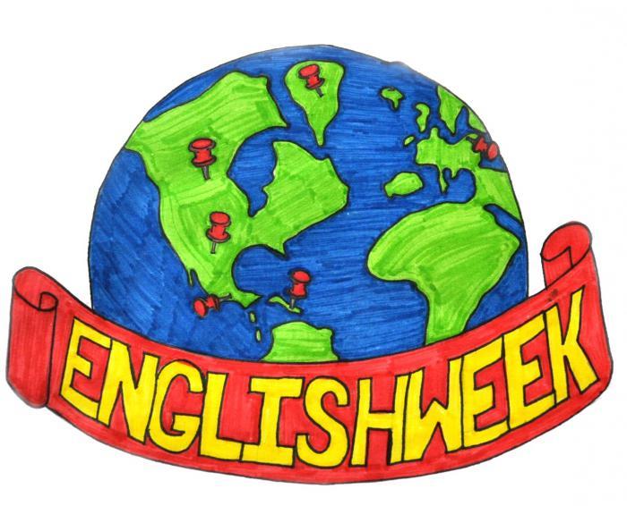 Неделя английского картинки