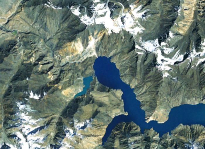 большие озера