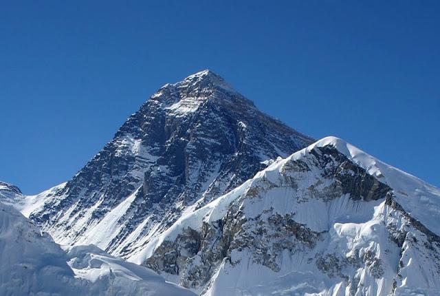 высота гималайских гор в метрах