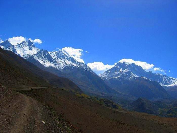гималаи самые высокие горы