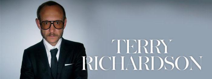 Модный топ-фотограф Терри Ричардсон, фото