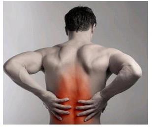 Болит спина позвоночник