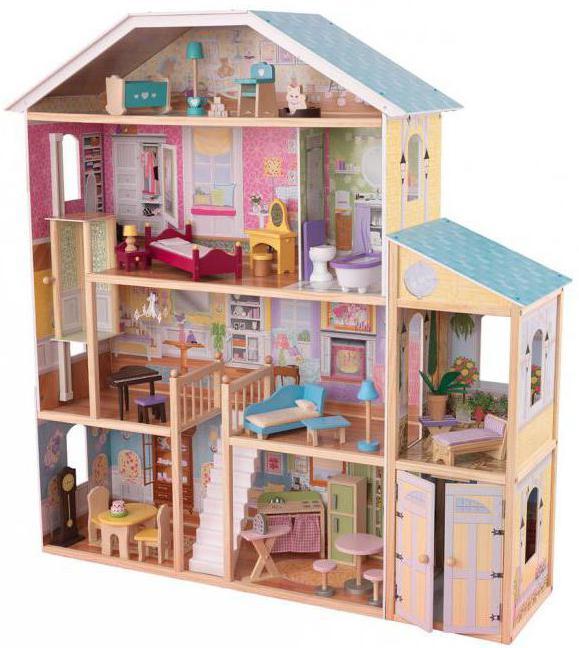 باربي دمية المنازل