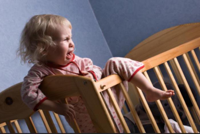 ребенок плохо засыпает на ночь комаровский