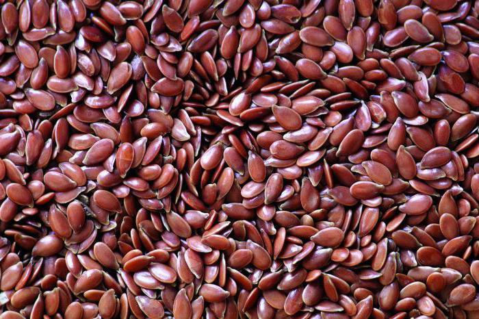 Использование Семян льна при беременности и в период лактации