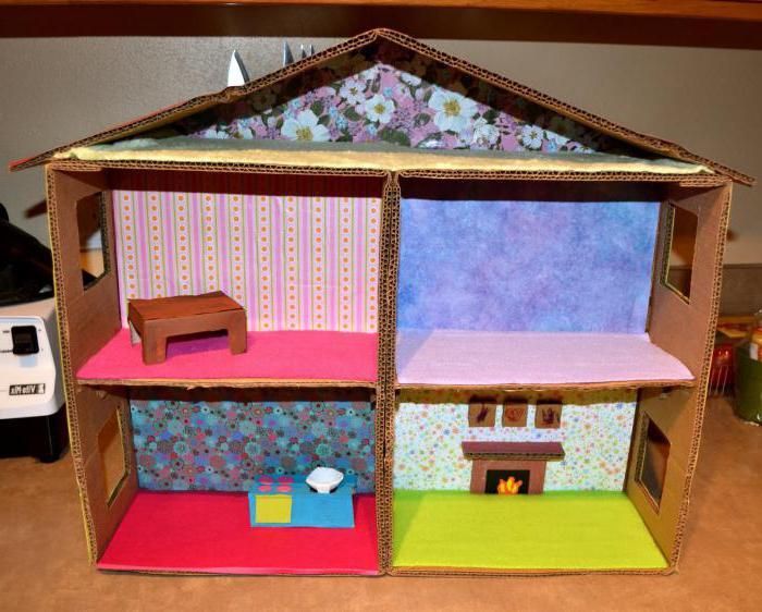 Кукольный домик своими руками: 3 мастер-класса и 30…