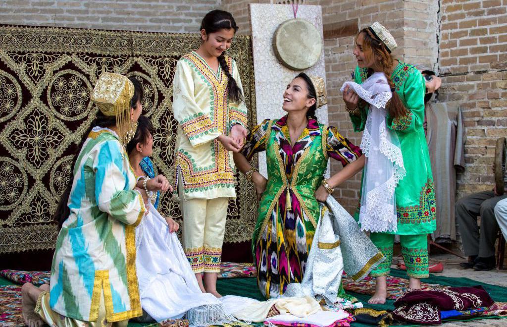 если будет фото узбекских свадеб заячьи скульптуры, или
