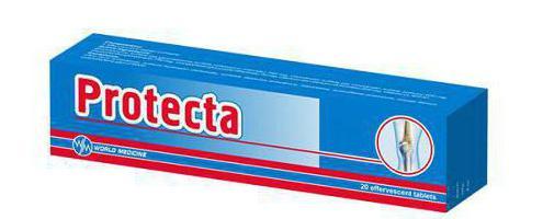 протекта таблетки инструкция по применению цена - фото 3