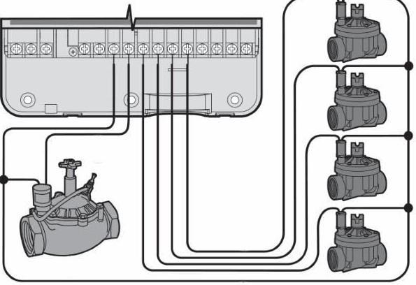 электромагнитный клапан для полива 12 вольт