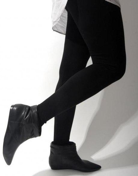 полусапожки фото без каблука