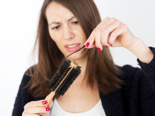 Как лечить волосы от выпадения хной
