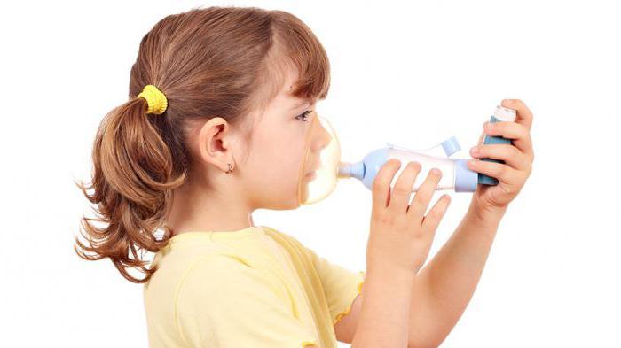 бронхиальная астма этиология патогенез клиника